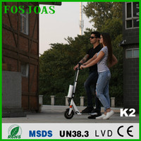 New electric bike ! Airwheel Z3 mini electric bike with foldable adjustable battery and APP FOSJOAS K2