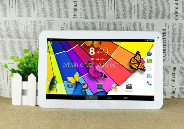 hot selling new 10.1 inch ZX-MD1018 Quad core CPU Build in 3g tablet pc with GPS