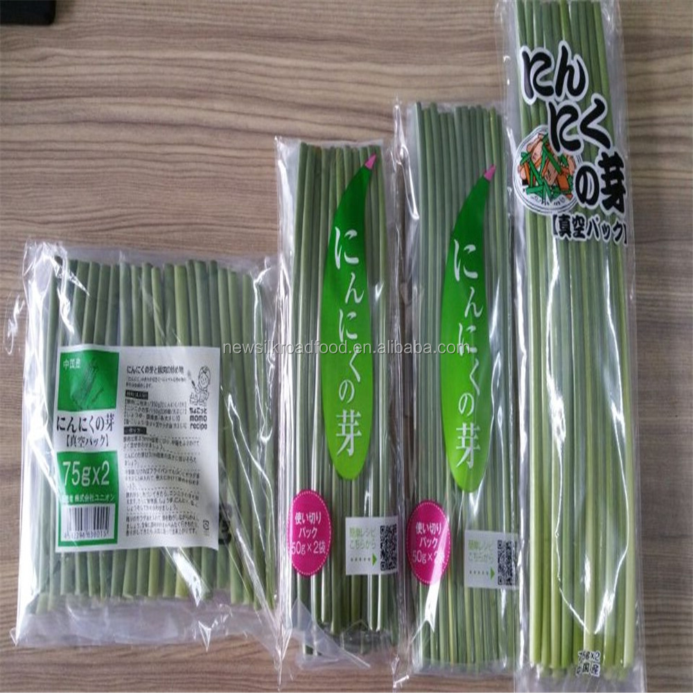 best price frozen garlic sprout for Japan