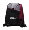 Wholesale Colourful Foldable Large Drawstring Sports Bags