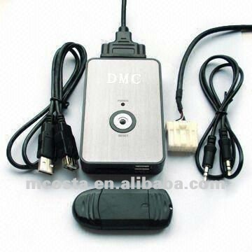 Digital usb sd adapter for car radio (CE FCC RoHS approved)