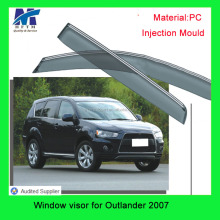12 months warranty Injection mold auto parts accessories for outlander 2007