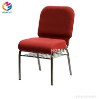 Strong cheap stacking chair used for church HLY-C14