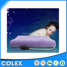Foldable Memory Foam Bed Wedge Pillow, Foam Wedge Pillow With Removable Cover