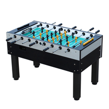 wooden soccer table game top quality professional football table 2 players foosball