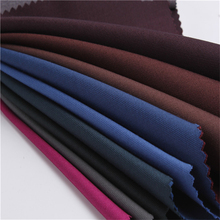 Factory Price Textile 80% Polyester 20% rayon Spandex TR Full Decatizing Suiting Fabric