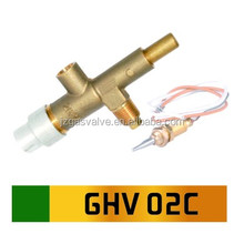 patio lpg heater heat control valve commercial gas heaters safety valve with copper heater wire thermocouple