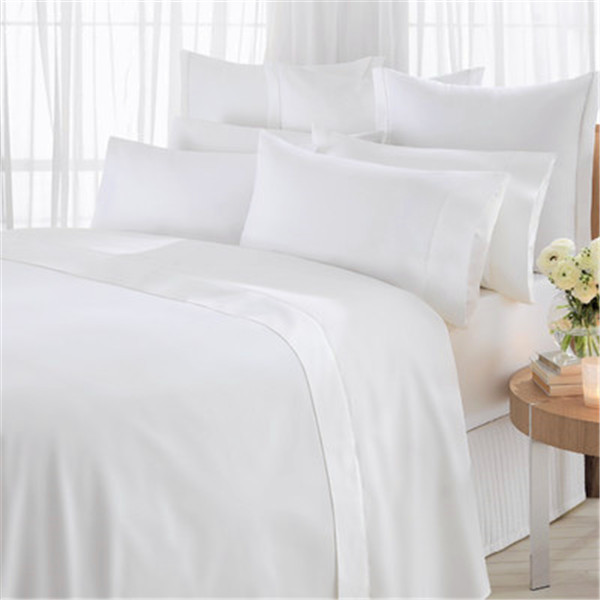 Top quality hotel sateen cotton damask bedding fabric