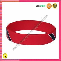 Cheap custom silicone charity wristband for raising funds item