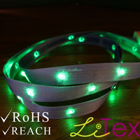 Battery Operated Flexible Fabric Led Light
