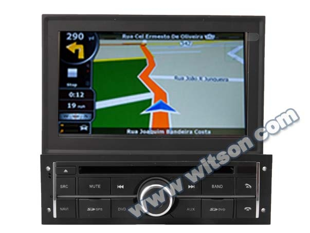 WITSON MITSUBISHI <strong>L200</strong> 2010-2012 CAR <strong>DVD</strong> GPS PLAYER WITH A8 CHIPSET DUAL CORE 1080P