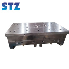 Full Form ABS Plastic Injection Mold Making Footwear Mould Frame