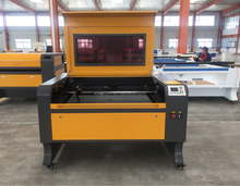 Liaocheng factory price acrylic wood PVC glass laser engraving and cutting machine 60W 80W 100W