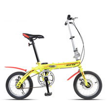 China Wholesale city 14 inch folding bike for girls