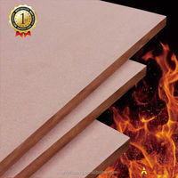 fire proof MDF; fire proof mdf board; fire rated mdf board