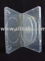 6 DVD Box Super Clear 27 mm