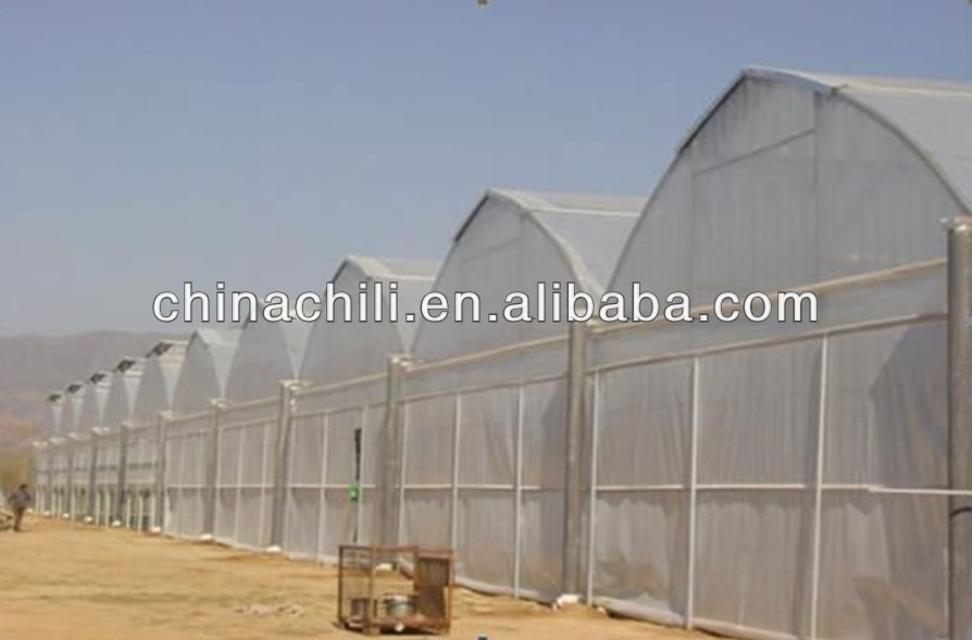 durable green house covering film