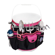 Garden Bucket Caddy Tools Organizer