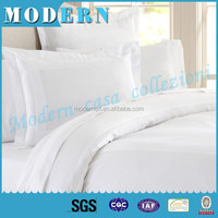 Natural and soft bed linen for hotels / hospital bed sheet