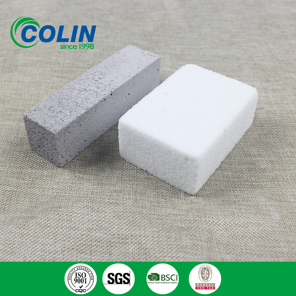 White/Grey Color Glass Pumice Stones