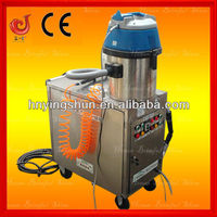 CE 380V/220V electric steam hot water with vacuum cleaner mobile automatic car wash machine price