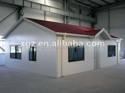 high quality modernized cheap house prefabricated