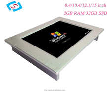 "Win 7 /win 8 / Linux 3G GPS 12"" Industrial Touch Screen Panel Vehicle PC,laptop lcd panel"