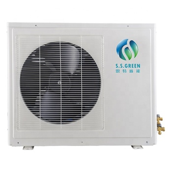 Best selling dc inverter solar air conditioner/  18000BTU hybrid power split air conditioner  with competitive price