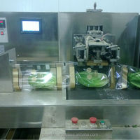 Automatic Fresh Vegetable Whole Lettuce Packing