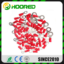 Bullet shaped,Lock for cated Hooded Insulating and naked ring terminals