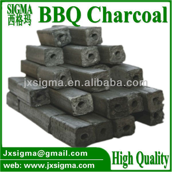bbq bamboo charcoal for South Korea restaurant