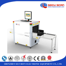 airport portable film baggage x ray scanner machine