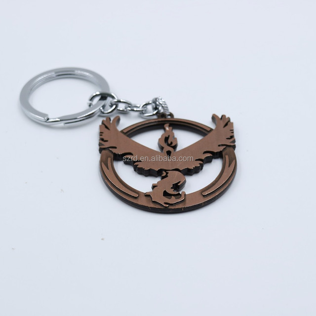 Best price custom stainless steel key chain personalized metal key chain for best friends