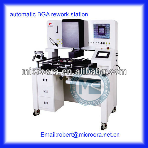 automatic bga rework station ZX-2000c rework station for BGA repairing