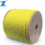 2017 latest 4mm - 64mm 3-strand twist floating yellow color synthetic polypropylene PP rope for electricity
