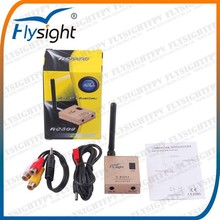 G848 Flysight MINI 5.8GHZ wireless video receiver rc306 universal rc car remote control