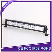 Wholesale car accesories 120w led light bar for 4wd suv atv off raod truck wrangler 12v led light bar