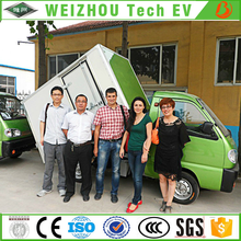 High Quality China Government EMS Supplier Mini Electric Van Cargo BC-B2 500kg for Sale