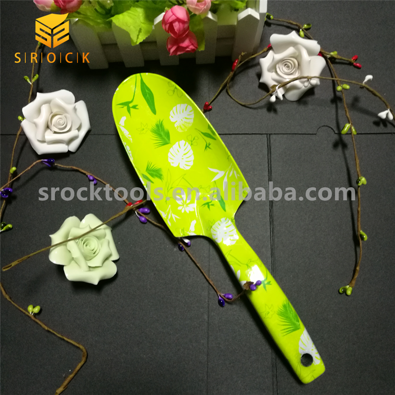 Best Selling High quality boxed floral shears and spade power garden tools