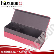 Hinged Paper wine storage box for sale