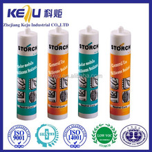 Exceptional tensile strength stringent building codes structural silicone sealant