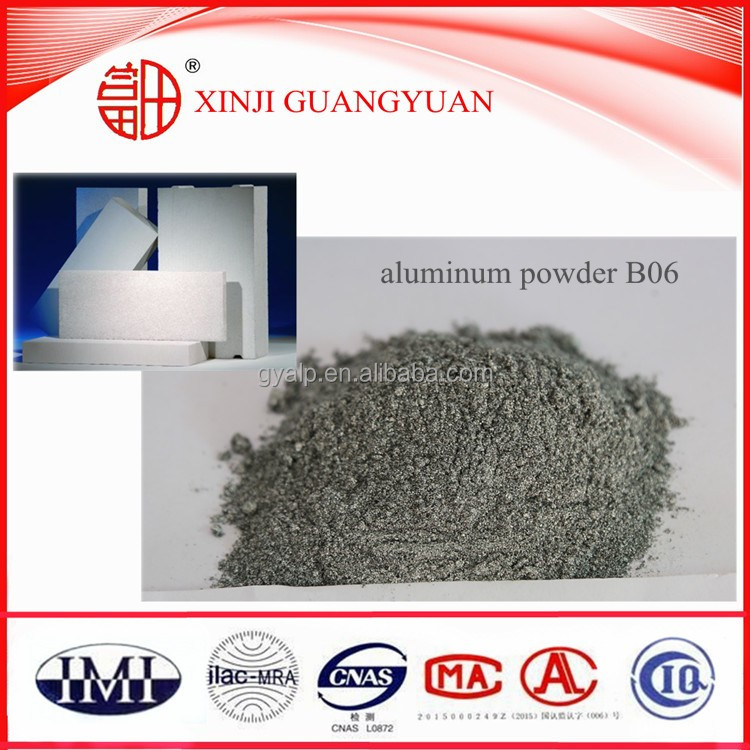 Aluminium Flake Powders for Foaming Agent