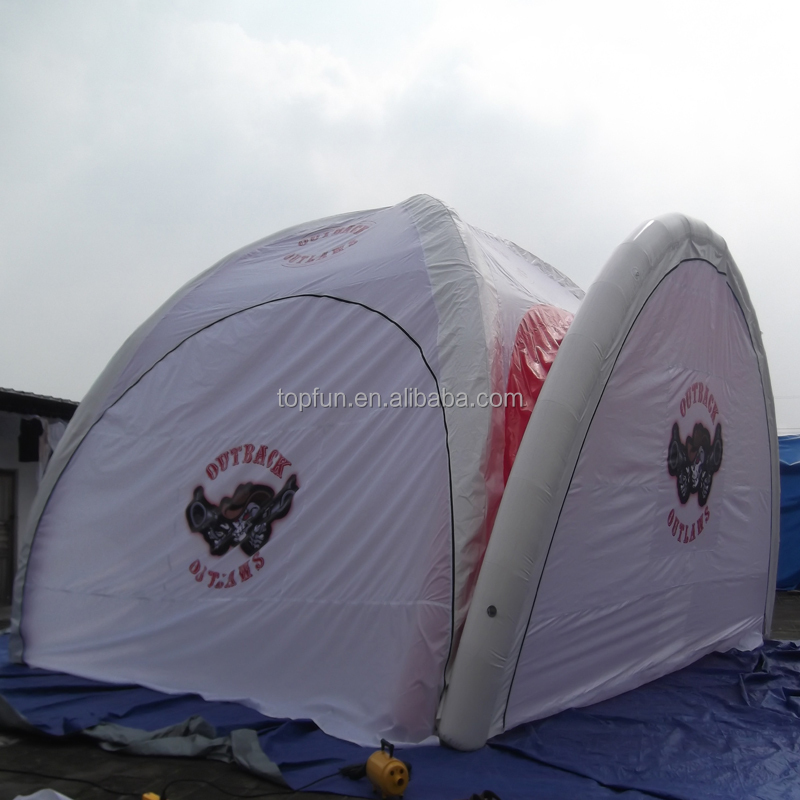 Cheap Promotional Inflatable Pop Up Tent on sale