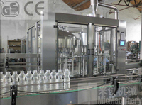 MIC-8-8-3 Micmachinery automatic mineral water bottling plant 1500-2000bph/hr with CE