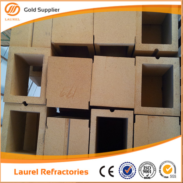 special shape alumina bubble refractory brick for steel