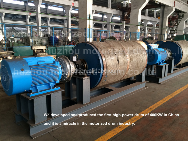Tdy drum motor pulley for belt conveyor system buy belt for Small electric motor pulleys