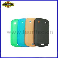 Hot Selling Colorful Soft Skin Matte TPU Gel Case Back Cover for Blackberry Bold 9900