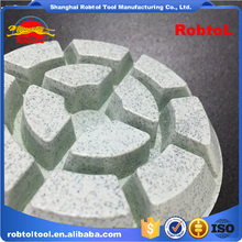 "3"" Diamond Grinding Pads Polishing Renovation 200# Marble Granite Concrete Stone Wet Dry Resin Bond"