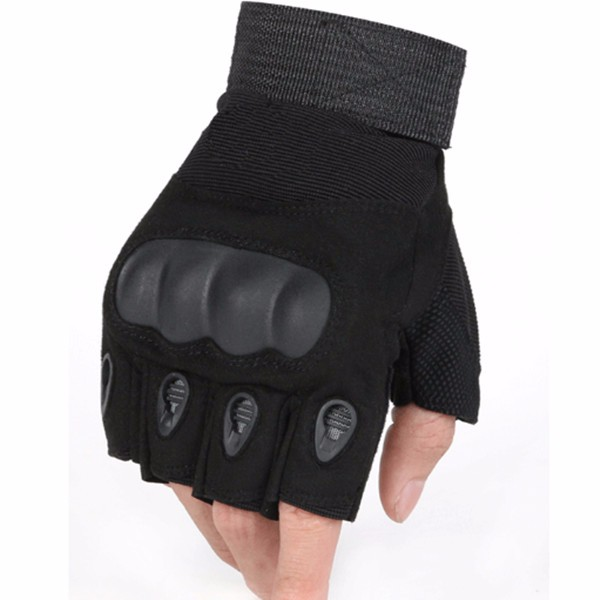 aibokang Nylon Non-slip Military Tactical Gloves Tactical Hard knuckles gloves