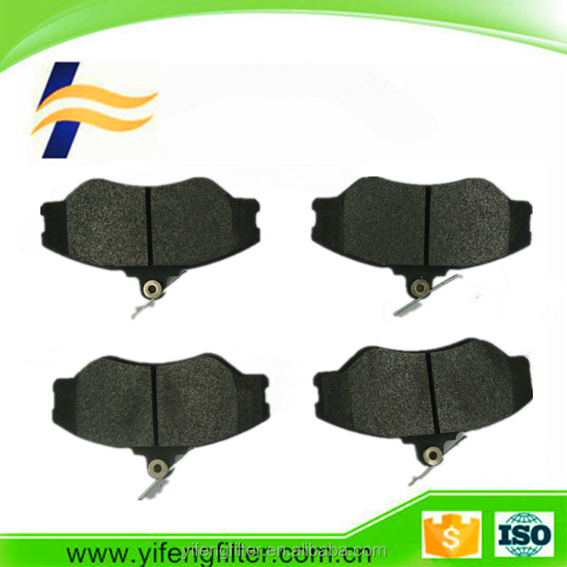 Aspire Auto Parts 58101 43A00 Semi-metal Brake pads For Korean car 1993 H100 58101-43A00